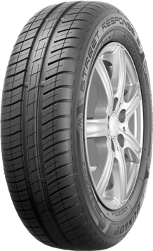 DUNLOP 195/65R15 91T STREETRESPONCE 2